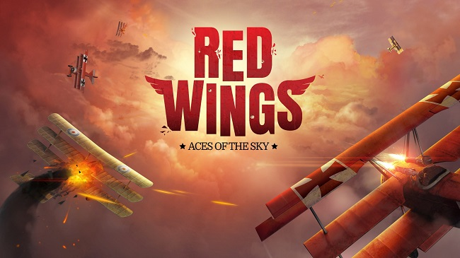 Red Wings Aces of the Sky İndir – Full
