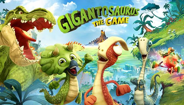 Gigantosaurus The Game İndir – Full
