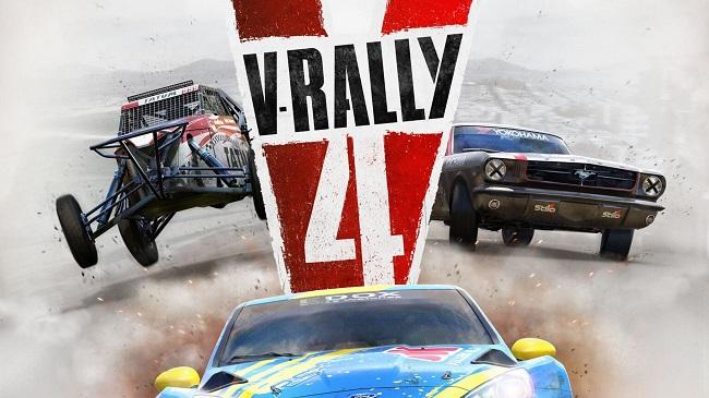 V-Rally 4 İndir – Full