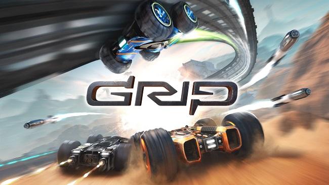 GRIP Combat Racing İndir – Full