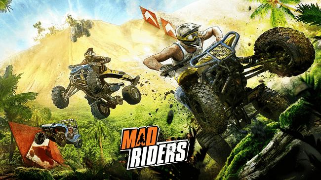Mad Riders İndir – Full