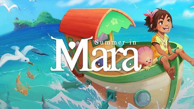 Summer in Mara İndir – Full