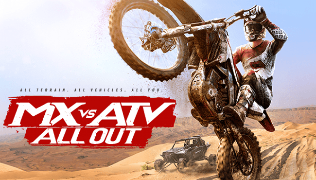 MX vs ATV All Out İndir – Full