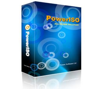 PowerISO İndir – Full Türkçe 7.2