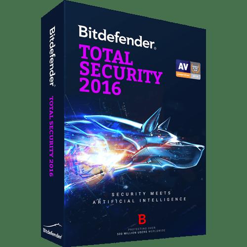 Bitdefender Total Security 2016 Full İndir – 32&64 Bit